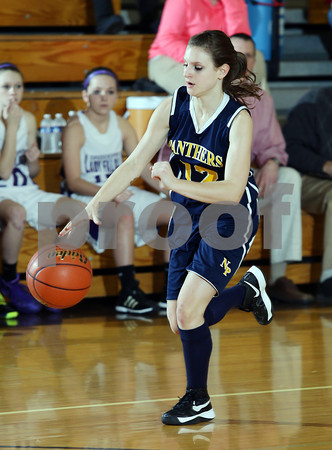 2013-2014 Coudersport Holiday Tournament Northern Potter Girls Basketball vs. Coudersport