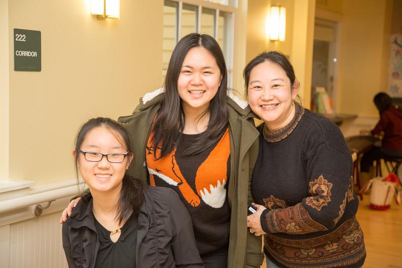 2016-01-16 Guzheng Students Recital