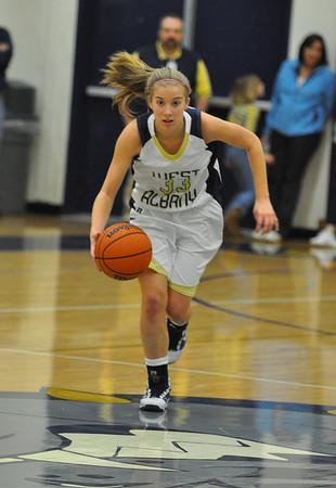 West Albany vs. CV Girls Basketball
