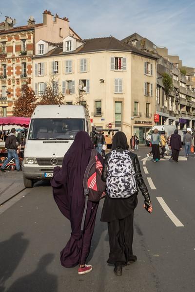 Paris:  St Denis