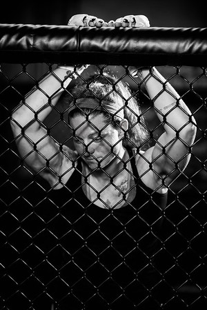"Kelly ""Smiley"" Beringson MMA"