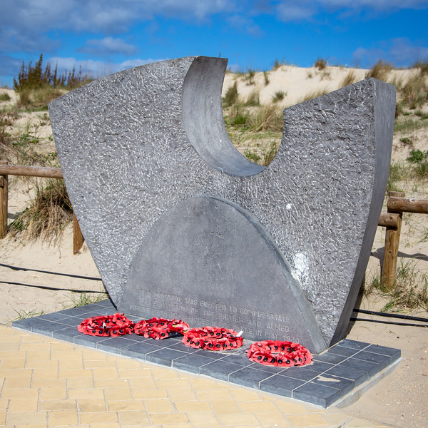 Dunkirk Evacuation Memorial