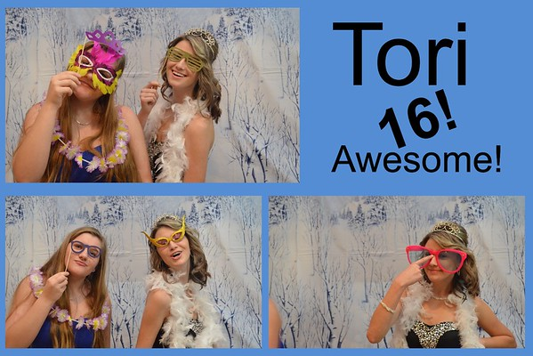 Tori's Birthday