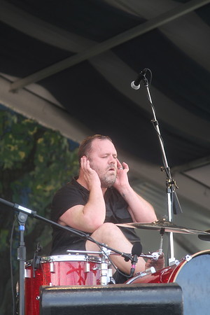 Cowboy Mouth Jazz Fest 2012