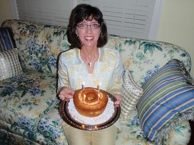 Jenny's 54th Birthday - 2010