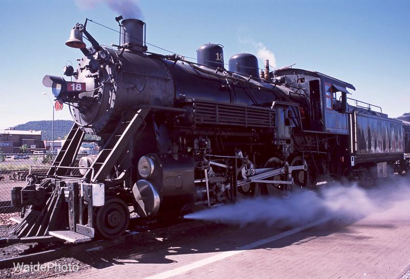 Williams, Arizona 1997