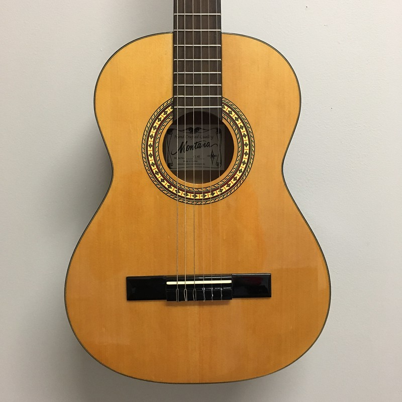 Montana 3/4 Nylon String Guitar