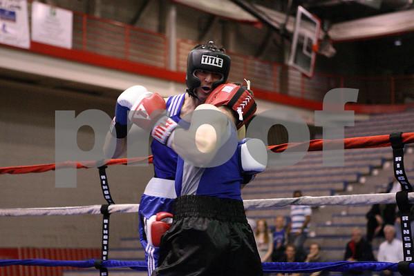 Bout 5 Tim Thayer vs Bill Harkins
