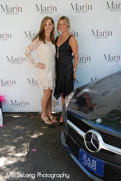 Ally Minatta and Shannon Reiter