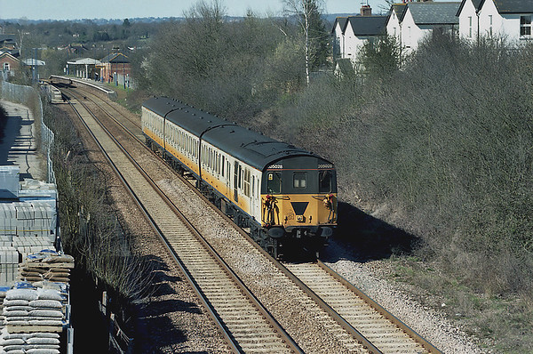 14th March 2003: Uckfield Line
