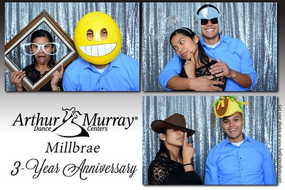 Arthur Murray Millbrae 3-Year Anniversary