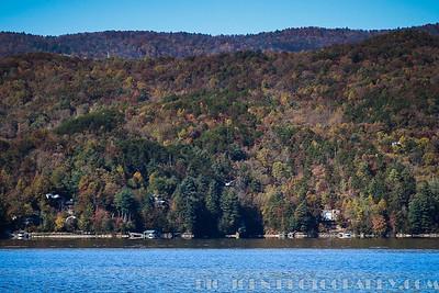 Lake Jocassee Fall 11-9-2013