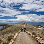 Gorgeous Landscape of Isla del Sol, Bolivia
