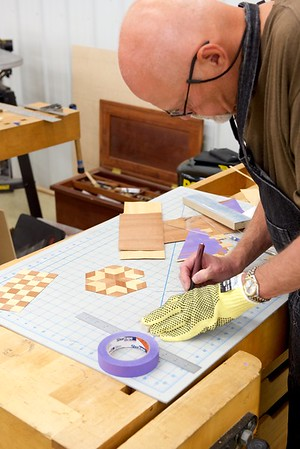 Veneering: A Course of Action for Making Furniture with Adams [2016]