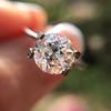 1.31ct Old European Cut Diamond GIA K, SI1 18