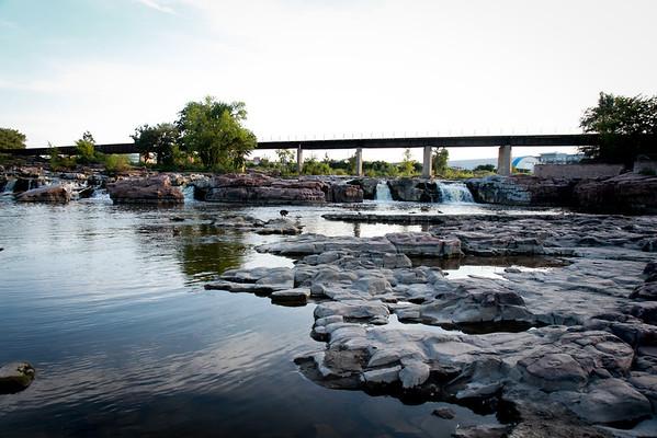 Falls Park - Sioux Falls - 2015