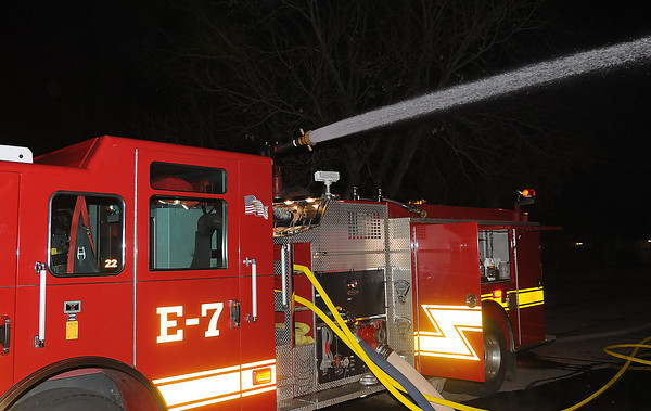 1316 Sunset Drive Fire (Dec. 2011)
