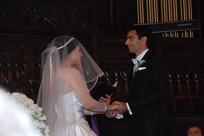 Joey and Celina Wedding