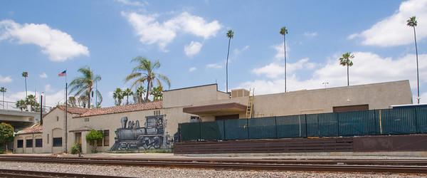 Corona's Historic Station