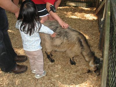 Zoo mit Shayla