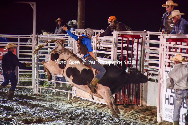 2019 Bulls and Barrels friday night