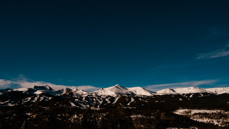 New Years Weekend in Breck