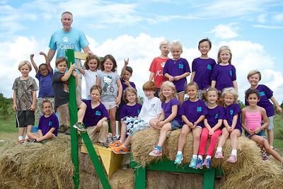 2012 Kindergarten at Elgin Tree Farm