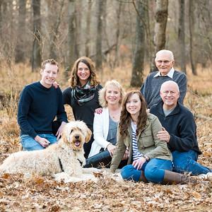 Dunn Family Portraits