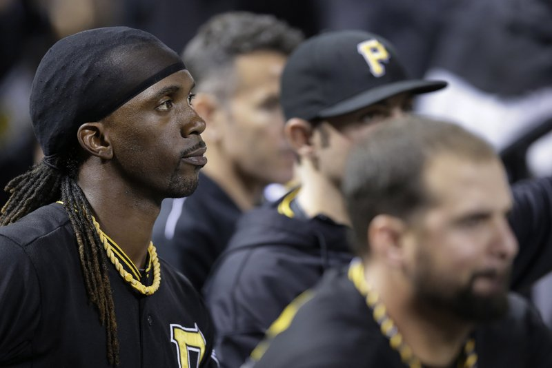 """. <p>4. PITTSBURGH PIRATES  <p>We�ll see you in the playoffs again in another 21 years. (unranked) <p><b><a href=\'http://www.latimes.com/sports/baseball/mlb/dodgers/la-sp-cardinals-pirates-20131010,0,5883300.story#axzz2hLhJl2JT\' target=\""""_blank\""""> HUH?</a></b> <p>    (AP Photo/Charlie Riedel)"""