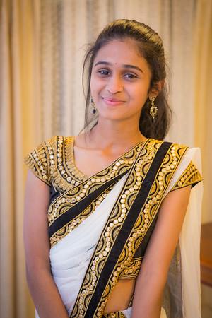 Sanjana Turns 16