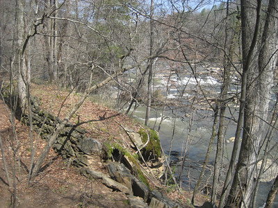 Sweetwater Creek State Park: March 2011