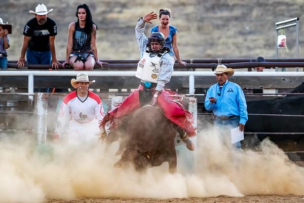 2021 AK Bucking Bulls - June