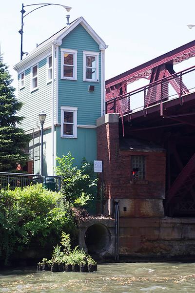 Bridge Tender Houses
