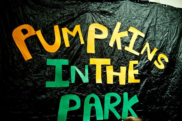 Hartland's Pumpkins In The Park