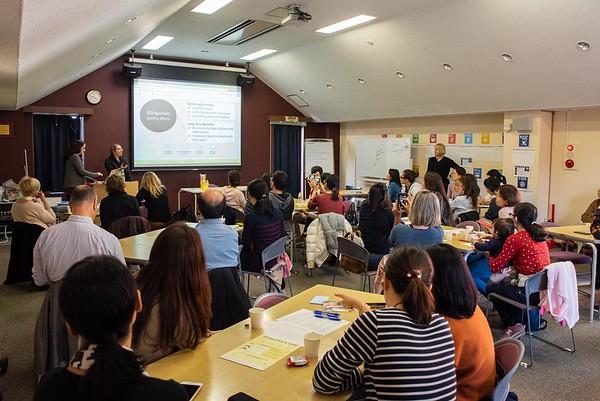 Parent Workshop - Raising Multilingual Children