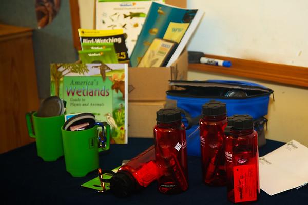 REI Stewardship Event at Jackson Bottom Wetlands