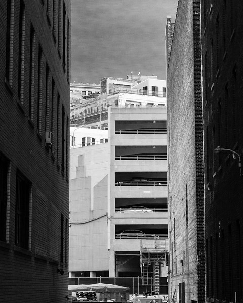 Alley View, Milwaukee