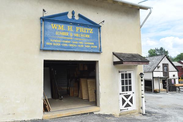 Fritz lumber closing