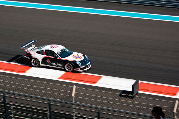 Porche GT3 Cup Challenge ME Qualifying Session (52 Photographs)