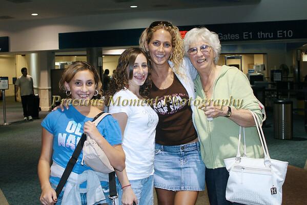 Mom's Trip to Florida with Jenna & Jillian - October 2007