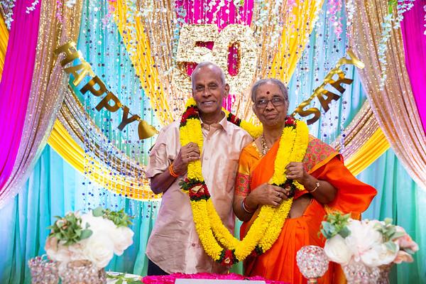 Krishna Sarma Parents 50