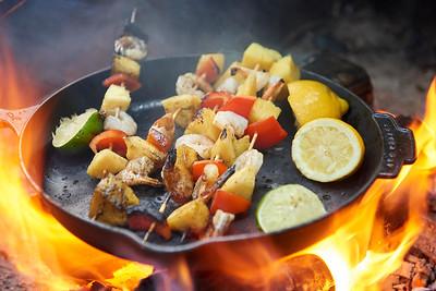 June - Camping Food