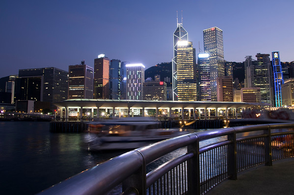 Ostrov Hong Kong