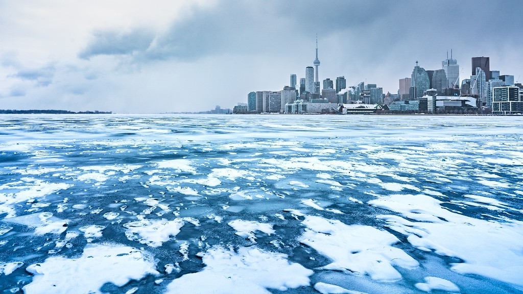 Snowshoeing in Toronto and the GTA