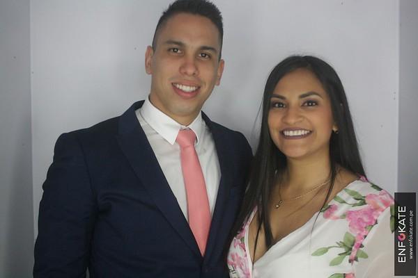 24/11/18 Leslie & Josè Luis
