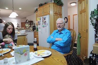 Grandpa's 80th Birthday 9-22-2010
