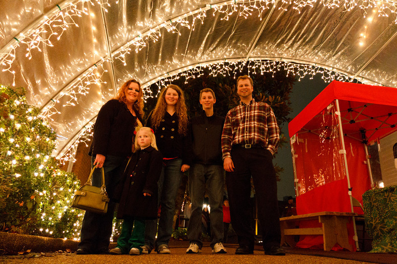 Santa's Workshop in Huntsville, Alabama - December 2011