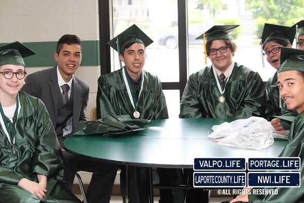 Whiting High School Graduation 2015