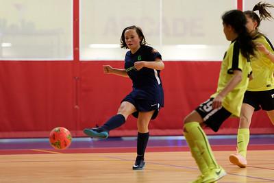 2019-01-05 - Futsal - Franklin vs. Total Soccer