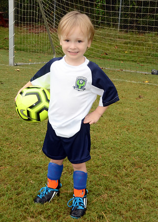 Piedmont Soccer Fall 2019